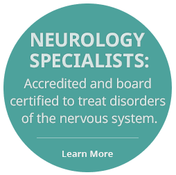 Neurology Specialists Badge